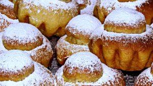 לחם בריאוש (Brioche) צרפתי
