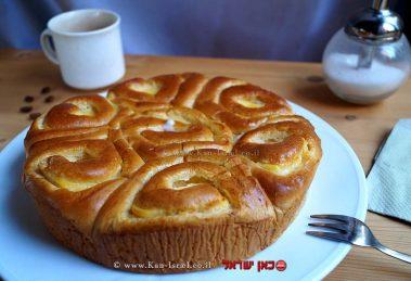 לחם בולגרי – pitka הגרסה האפויה