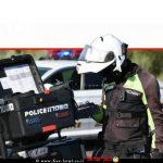 שוטר אופנוען של משטרת ישראל-אגף התנועה | תמונת אילוסטרציה, צילום: דוברות המשטרה | עיבוד צילום: שולי סונגו ©