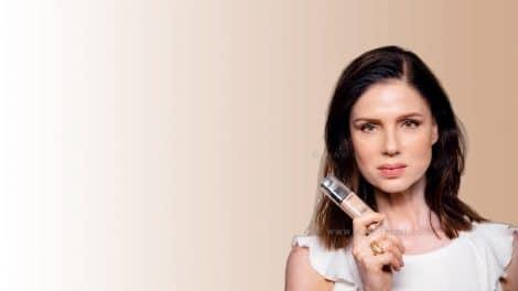 הדוגמניתרונית יודקביץ' עםלוריאל פריז(L'Oréal Paris)| צילום: רן יחזקאל